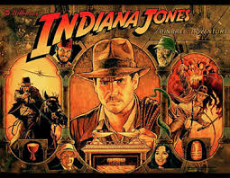 Indiana Jones (Williams) Pinball Machine