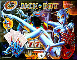 Jackbot Pinball Machine