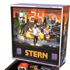 Stern 24 Pinball Machine