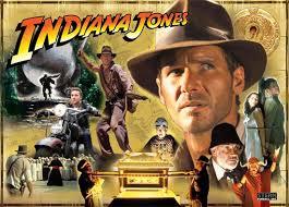 Stern Indiana Jones Pinball Machine