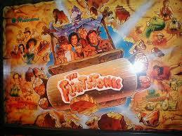 The Flintstones Pinball Machine