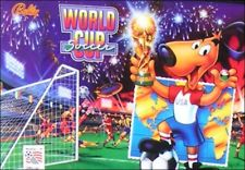 World Cup Soccer 94 Pinball Machine
